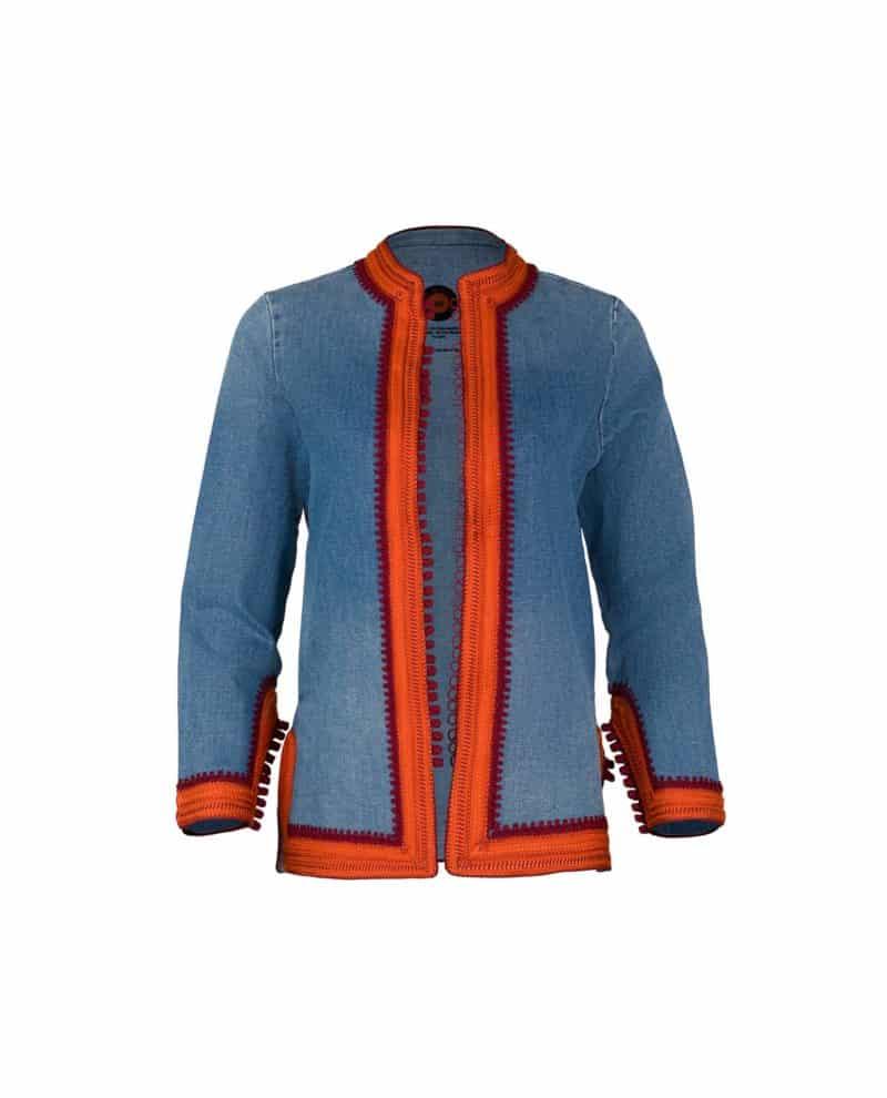 Jeans Jacket Marrakesh
