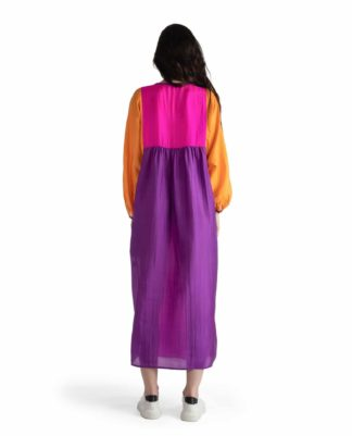 NALIA PINK DRESS