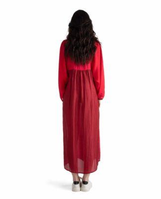 NALIA RED DRESS